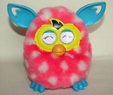 Furby Boom 2012 Polka Dots Pink Talking Interactive Pet Toy Hasbro