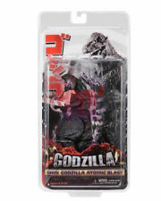 "NECA Shin Godzilla Atomic Blast 2016 6"" Action Figure 12"" Head Tail Movie Hot"