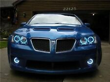 2008 2009 Pontiac G8 Halo Fog Lamp Angel Eye Driving Light Kit + Harness
