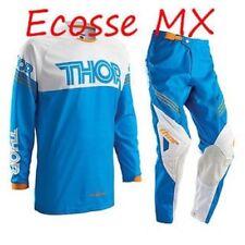 Vêtements de cross bleu taille XL