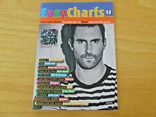 Easy Charts 10 für Klavier spielerisch leicht gesetzt