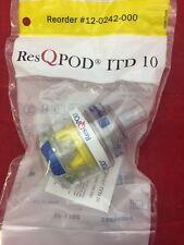 ONE NEW ACSI ResQpod ITD 10 Impedance Threshold Circulatory Enhancer 12-0242-000