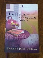 ANNIE'S ATTIC MYSTERY Series Letters in the Attic #4 Deanna Julie Dodson H-back