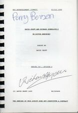 Oh Doctor Beeching- Original Script-Signed By Perry Benson & Richard Spendlove-6
