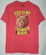 Ted The Movie Ted Is My Thunder Buddy T Shirt Size M Comedy