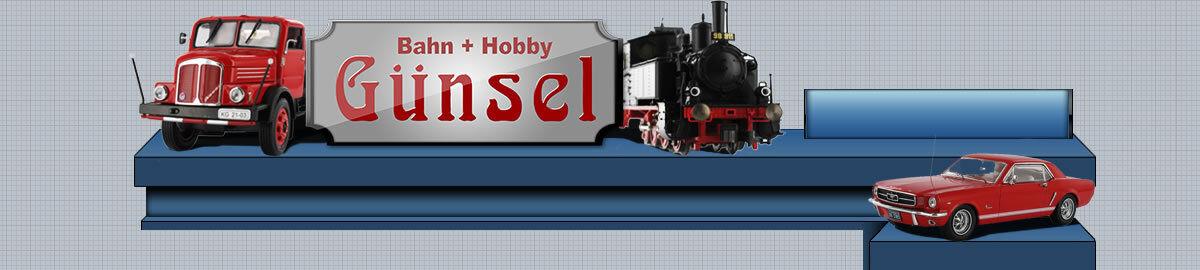 Bahn & Hobby Günsel Leipzig