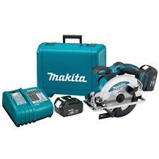 NEW Makita BSS610 18-Volt LXT Lithium-Ion Cordless 6-1/2-Inch Circular Saw Kit