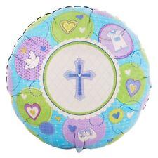 Ballons de fête multicolore pour la maison Baptême
