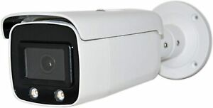 Hikvision DS-2CD2T47G1-L ColorVu Camera PoE IP 4mm with MicroSD Slot H.265+