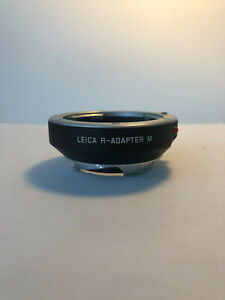 Mint Condition - Leica R-Adapter M