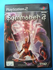 PS2 SONY PLAYSTATION 2 SUMMONER 2 THQ