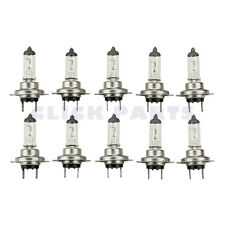10 x Brand New H7 499 HEADLAMP HEADLIGHT CAR BULBS 12v 55w 2 PIN High Quality