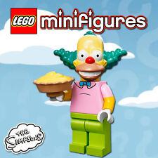 LEGO Minifigures #71005 - The Simpsons - Krusty the Clown - 100% NEW - Unopened