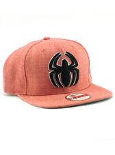 New Era Spider-Man 9fifty Original Fit A-Frame Snapback Hat Adjustable Marvel