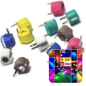 45 Pcs 9 Values JML06 Trimmer Capacitor Assorted Adjustable Variable Capacitors