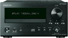 Onkyo cr-n755 CD Network Receiver, Black - NIP, Dealer