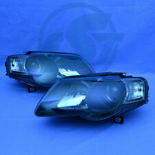 2x Scheinwerfer VW Passat 3C schwarz 05-10 links + rechts Set Klarglas NEU black