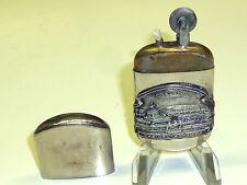 """MEB vintage Pocket petrol Wick lighter """"Koblenz"""" - encendedor-briquet-Austria"""