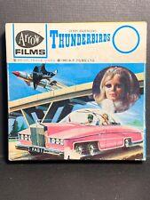 Arrow Films Gerry Anderson Thunderbirds Lady Penelope Triumph Super 8 B&W Silent