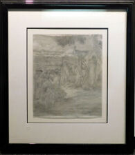 Guillaume Azoulay Untitled INK 1 on paper  Hand Signed SUBMIT OFFER!