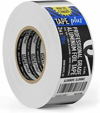 Professional Grade Aluminum Foil Tape - 2 Inch by 210 Feet (70 Yards) - Perfect