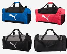 Puma Fendamentals Sports Medium Duffel Bags Running Pink GYM Bag Sacks 07509703