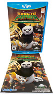 Kung Fu Panda Showdown of Legendary Legends W Manual Wii U Game