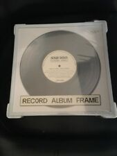7 White LP Record Album Frames 30 X 30 Cm 12 X 12 Inch Cover Sleeve