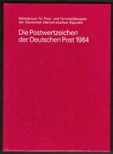 Postfrische Briefmarken der DDR (1981-1990)