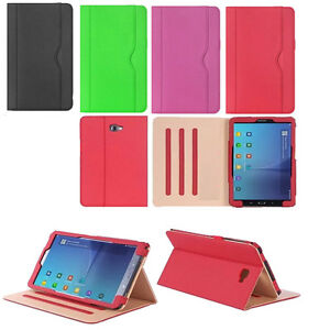 """Magnetic Flip Leather Stand Smart Case For Samsung Galaxy Tab A 7"""" 9.7"""" & 10.1"""""""