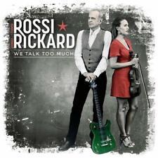 Francis Rossi & Hannah Rickard - We Talk Too Much [CD] Sent Sameday*