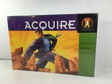 Acquire Avalon Hill Board Game Brand New Sealed