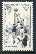 STAMP / TIMBRE FRANCE NEUF N° 1072 ** SPORT BASKET-BALL