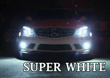 MERCEDES C CLASS W204 BRIGHT XENON 6000K WHITE SMD LED Fog Light Bulbs