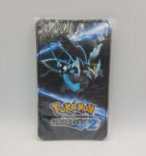 Housse Pochette Officielle Pokemon Version Noire 2 Neuve