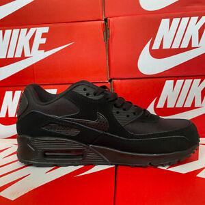 Nike Air Max 90 - MEN'S - Triple Black Brand New SIZES FROM UK 6-10