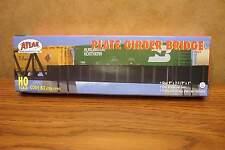 ATLAS MODEL RAILROAD #592 PLATE GIRDER BRIDGE HO SCALE Code 83 NS Rail