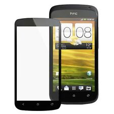 Frontglas Displayglas Touch Screen für HTC One S Schwarz
