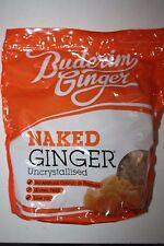 BUDERIM GINGER Naked Ginger Uncrystallised 1kg bag