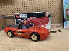 Chuck Norris Karate Kommandos Karate Corvette With Original Box Kenner - 1986