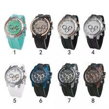New Sport Style TechnoMarine rubber jelly wristwatches men's women's watches DD