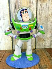Vtg Disney Store Exclusive Buzz Lightyear Bobblehead Photo Frame Head Toy Story