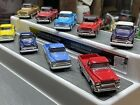 M2 Machines 1/64 Chevrolet Pickup Truck 9 Truck Lot 5-Advertising Trucks NR