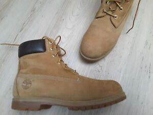 Original Timberland Boots Gr. 41 Stiefel waterproof hellbraun
