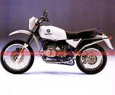 BMW R80/GS ( R 80 GS R80 GS ) 1980 Fiche Moto 000107