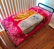 Super Soft King/Single Size Faux Mink Fur Blanket Throw - Cat