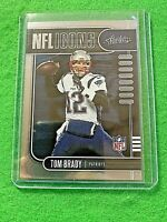 TOM BRADY CARD JERSEY #12 NEW ENGLAND PATRIOTS 2019 Absolute Football NFL ICONS