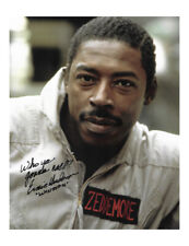 More details for 8x10 ghostbusters quoted print signed by ernie hudson 100% authentic with coa