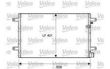 VALEO Condensador, aire acondicionado AUDI A6 814004