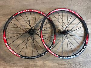 "Fulcrum Red Metal 1 Campagnolo 26"" QR Mountain Bike Wheelset Tubeless 135/100"